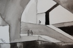 ICA Water Color Steven Holl